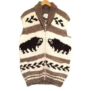 Cowhian Indian | Handmade Sweater Vest